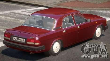 GAZ 3110 V1.3 para GTA 4