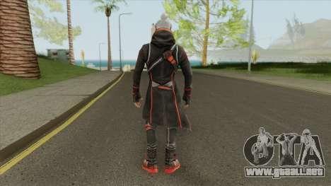 Shadow Red (Free Fire) para GTA San Andreas