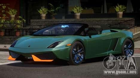 Lamborghini Gallardo CDI para GTA 4