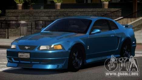 Ford Mustang SVT-97 para GTA 4