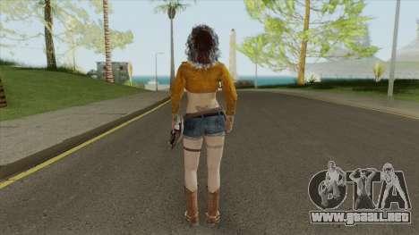 Nico (DMC 5) para GTA San Andreas