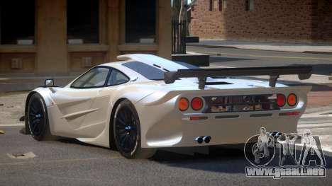 McLaren F1 G-Style para GTA 4