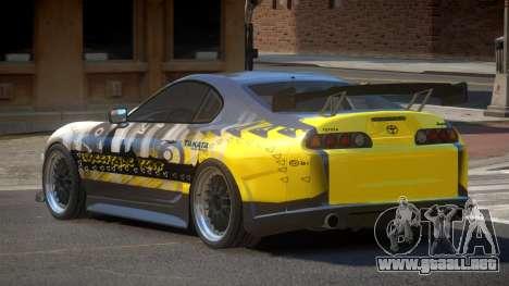 Toyota Supra SR PJ2 para GTA 4