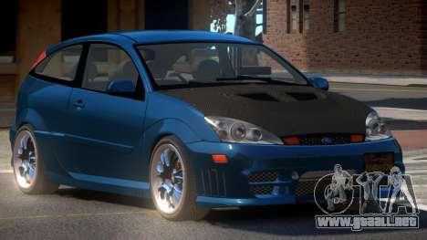 Ford Focus SVT R-Tuning para GTA 4