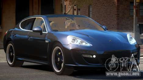 Porsche Panamera ML para GTA 4