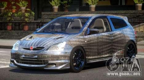 Honda Civic Type R-Tuned PJ2 para GTA 4