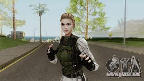 Yelena Belova (Snow Suit) para GTA San Andreas