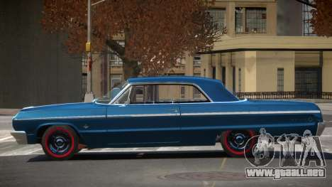 Chevrolet Impala SR Old para GTA 4