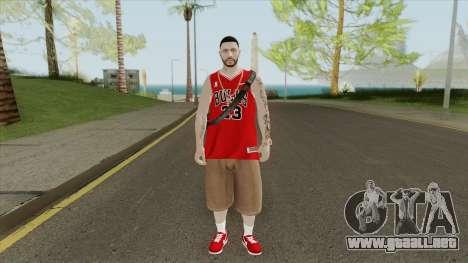 Random Male Skin V16 (GTA Online) para GTA San Andreas