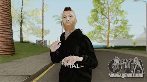 Chris Andersen para GTA San Andreas