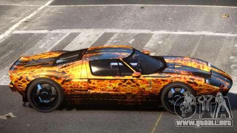 Ford GT S-Tuned PJ1 para GTA 4