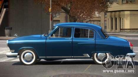 GAZ 21 Old para GTA 4