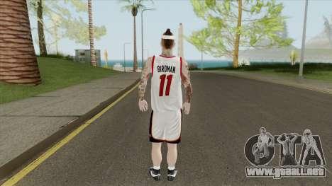 James Harden (Houston Rockets) para GTA San Andreas