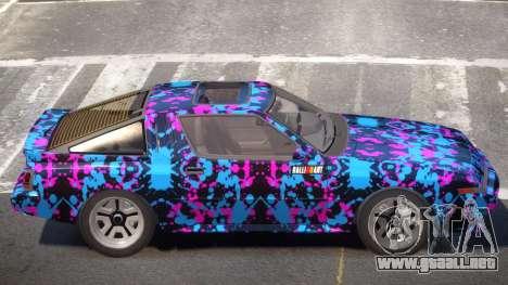 Mitsubishi Starion SR PJ4 para GTA 4