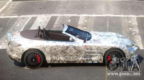 Mercedes-Benz SLR RTF PJ6 para GTA 4
