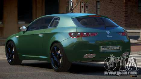 Alfa Romeo Brera LT para GTA 4