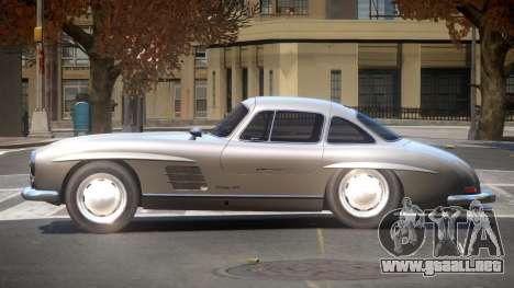 1956 Mercedes Benz 300SL para GTA 4