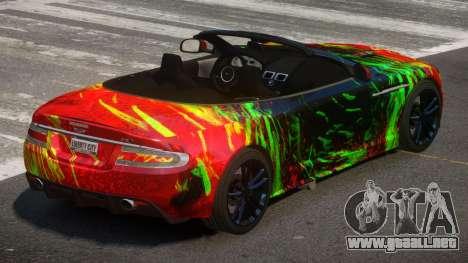 Aston Martin DBS Volante PJ2 para GTA 4
