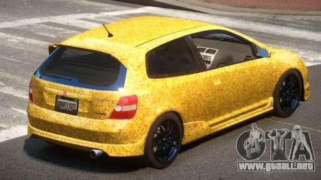 Honda Civic Type R-Tuned PJ1 para GTA 4