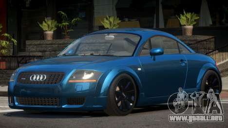 Audi TT RGB para GTA 4
