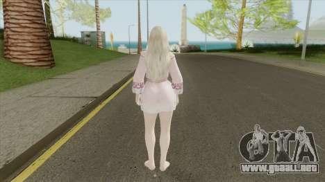 Helena Douglas (Velvet Time) para GTA San Andreas