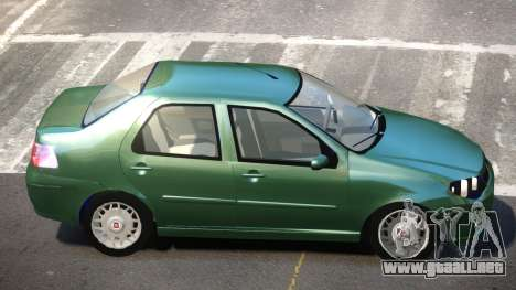 Fiat Albea ST para GTA 4