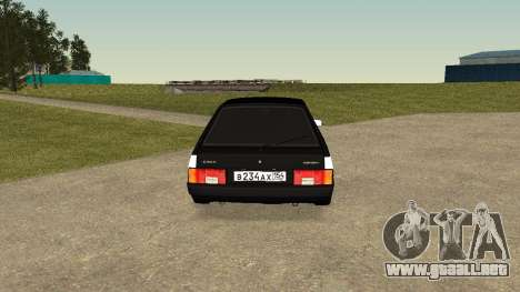 2109 COVID-19 CONTROL para GTA San Andreas