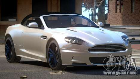 Aston Martin DBS LT para GTA 4