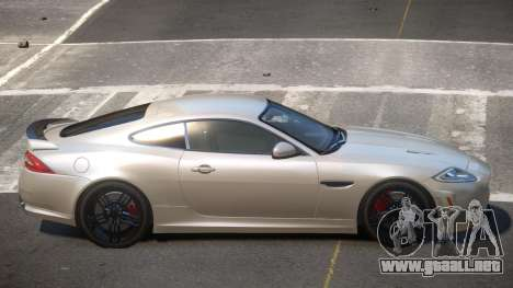 Jaguar XKR-S V1.1 para GTA 4
