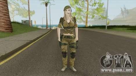 Kristen Stewart para GTA San Andreas