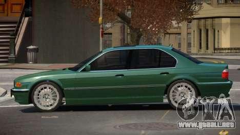 BMW 740I LS para GTA 4