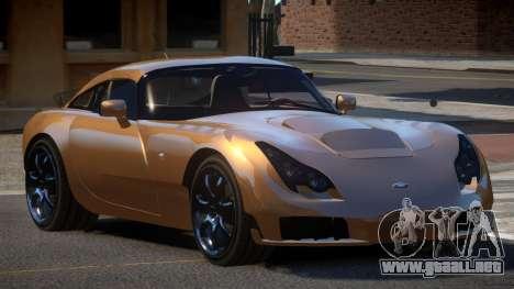 TVR Sagaris GT para GTA 4