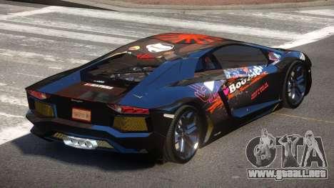 Lamborghini Aventador LP700 RP PJ2 para GTA 4
