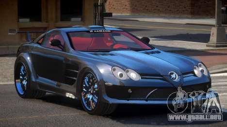 Mercedes Benz SLR H-Style para GTA 4