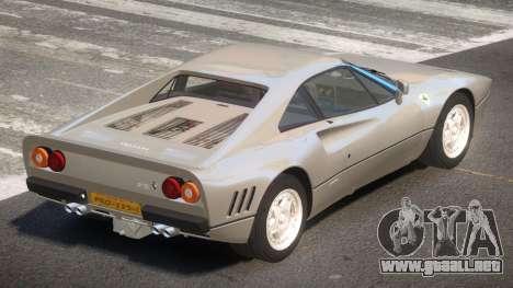 Ferrari 288 GTO V1.2 para GTA 4
