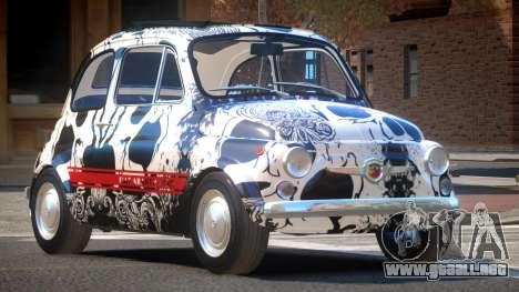 1973 Fiat Abarth PJ3 para GTA 4
