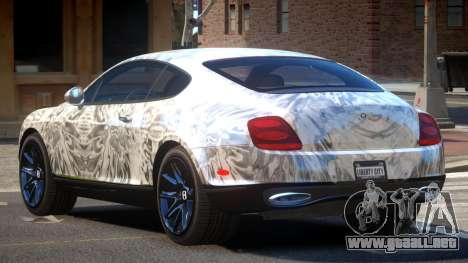 Bentley Continental RT PJ4 para GTA 4