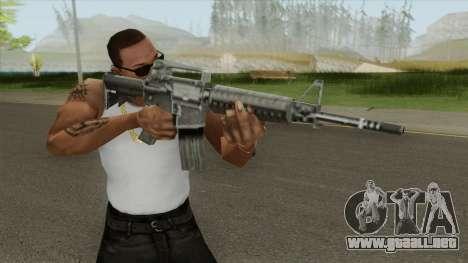 M4 LQ (GTA Vice City) para GTA San Andreas