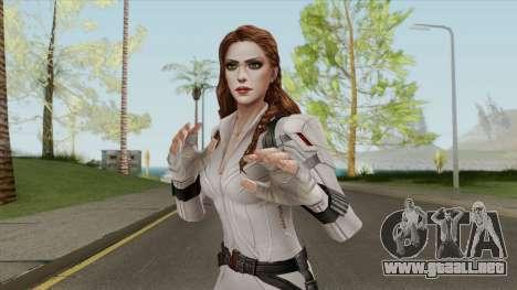 Black Widow (Snow Suit) para GTA San Andreas