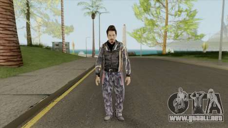 Tony Stark (Avengers: Infinity War) para GTA San Andreas