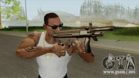 MP5K (GTA LCS) para GTA San Andreas