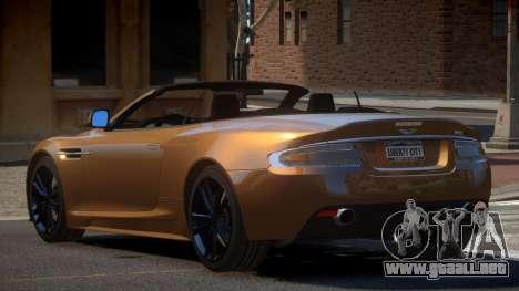 Aston Martin DBS Volante V1.2 para GTA 4