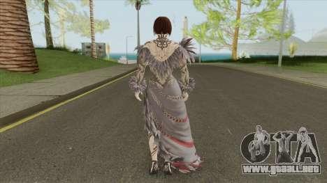 Anna Williams V2 (Tekken) para GTA San Andreas