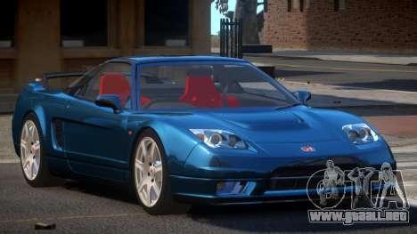 Honda NSX-R LT para GTA 4