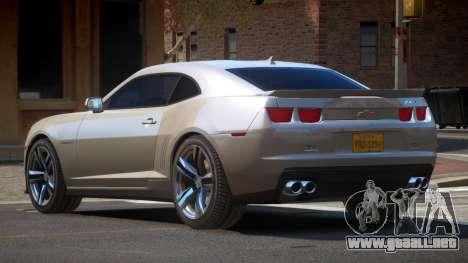 Chevrolet Camaro STI para GTA 4
