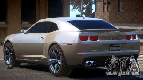 Chevrolet Camaro ZL1 R-Tuned para GTA 4