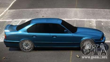 BMW 525I E34 para GTA 4