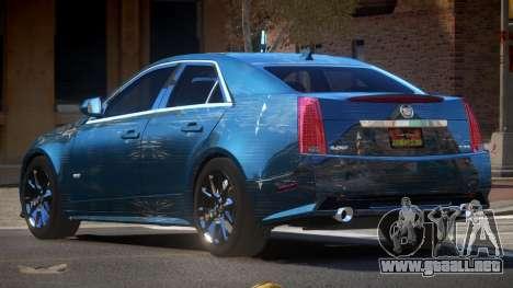 Cadillac CTS-V LR PJ4 para GTA 4