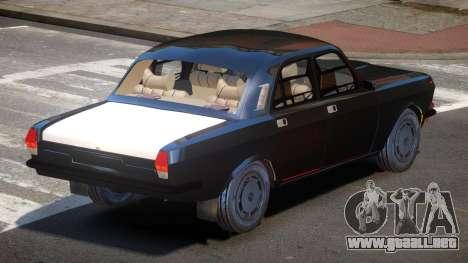 1986 GAZ 2410 para GTA 4