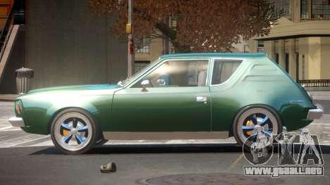 AMC Gremlin RS para GTA 4